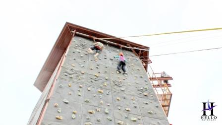 wall climbing in batangas