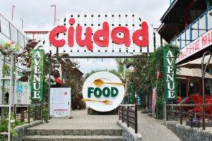 Ciudad Food Avenue