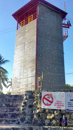 batangas wall climbing