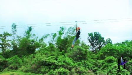 zipline in batangas