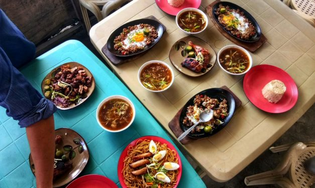 Mr. Pares Grill: A Roadside Eatery in Cuenca that's Worthy of a Stop