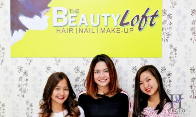 The Beauty Loft Sto. Tomas: A Premier Name in Hair Treatments in Lipa Now in Sto. Tomas