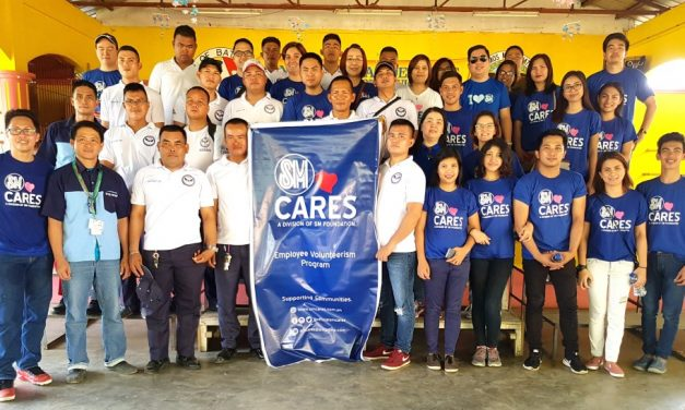 Batangas SM Malls Join in the Nationwide Brigada Eskwela 2018