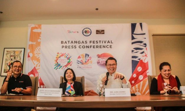 Music and Arts Festival Kicks Off the 437th Batangas Foundation Day