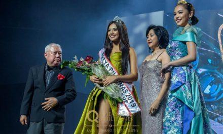 Your Mutya Pilipinas 2019 2nd Runner Up, from Padre Garcia Batangas, Maxinne Nicole Rangel!