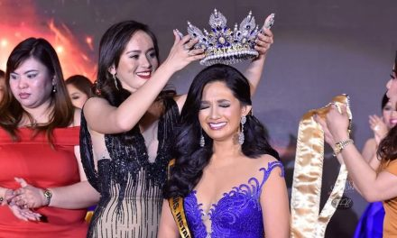 Your Mrs. Batangas Philippines 2019 – Rizz Semira-Ebreo!