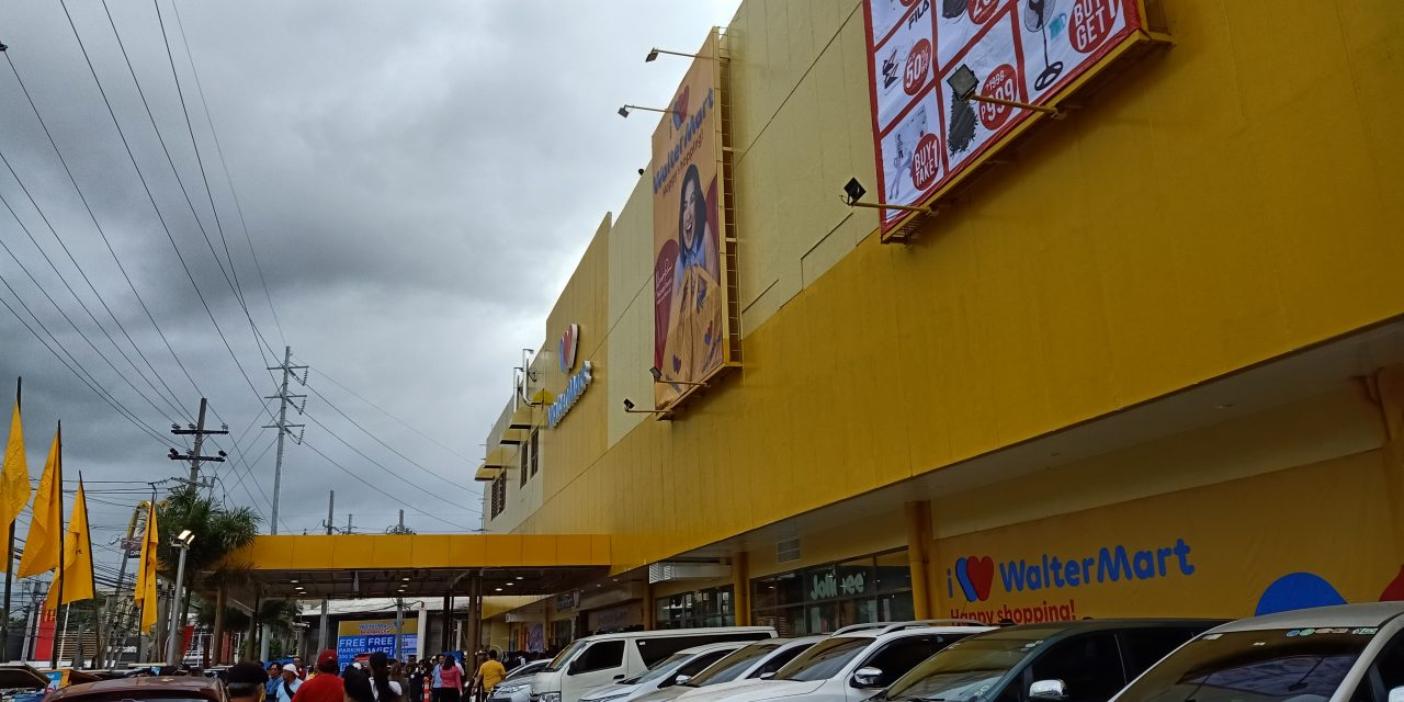 WalterMart Batangas City is Now Open!