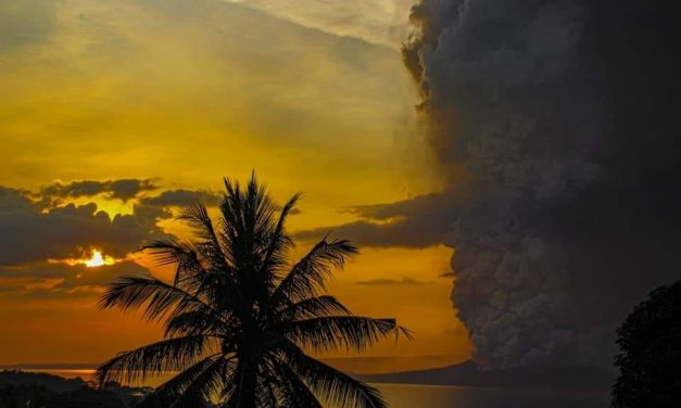 Taal Volcano Eruption: What to Do During a Volcano Eruption