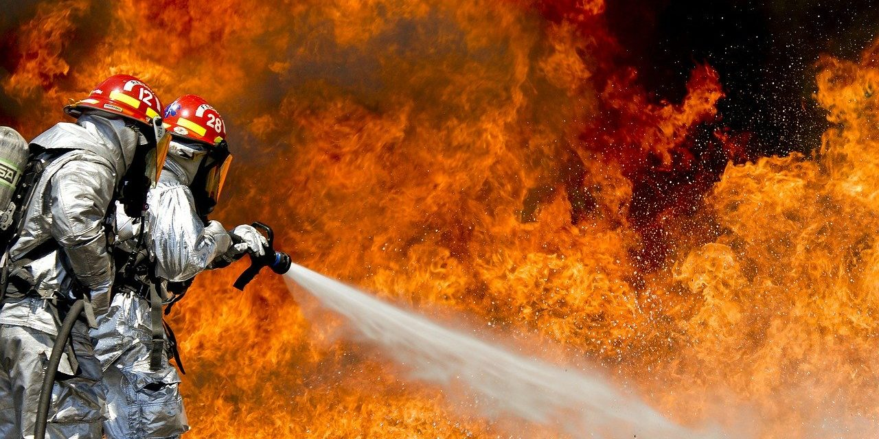 March: Fire Prevention Month