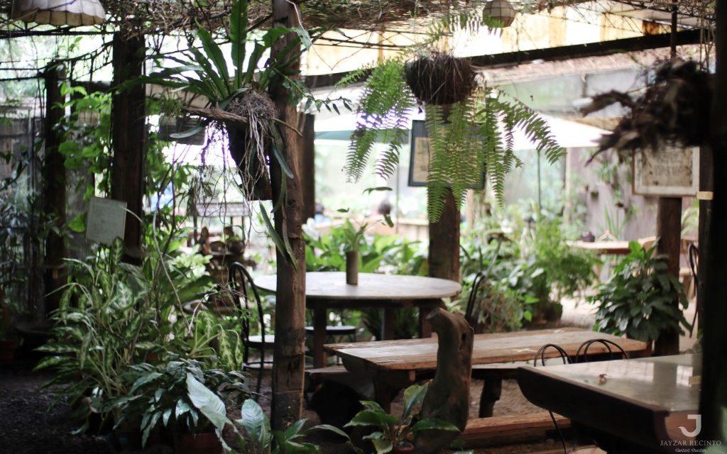 Casa Rap Garden Café: A Fun Dining Experience while in Harmony with Nature